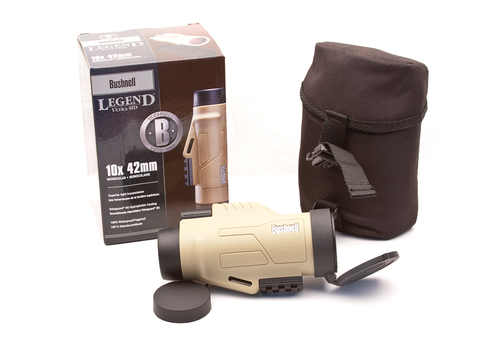 Монокуляр Legend Ultra HD 10x 42 Tactical Monocular
