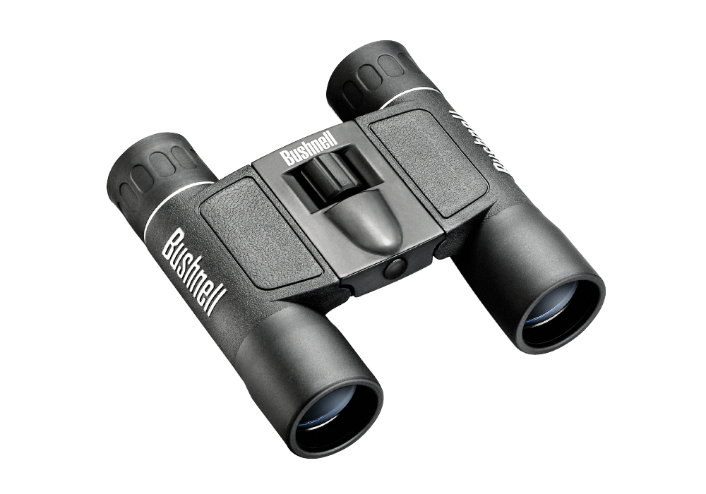 Бинокль Bushnell PowerView, ROOF, 10x25 CM